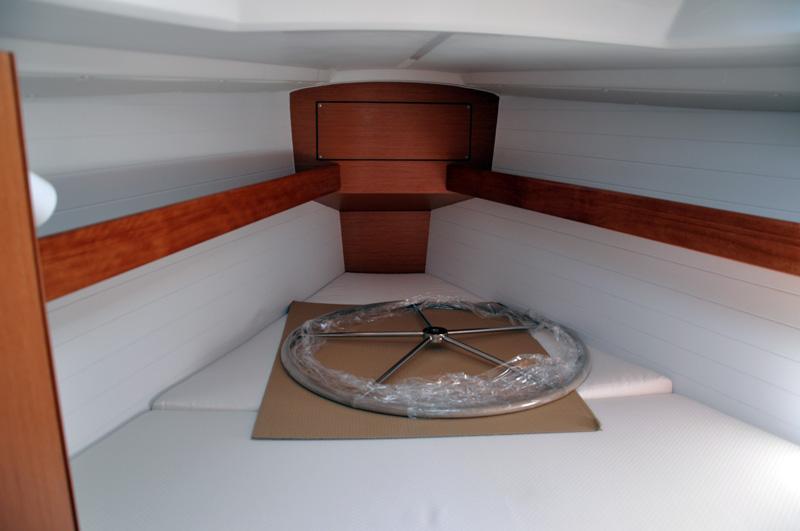 B33 kabina dziobowa