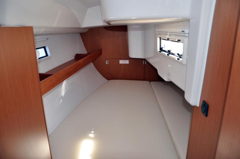B33 kabina rufowa