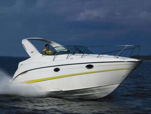 Jacht maxum 2700 burta