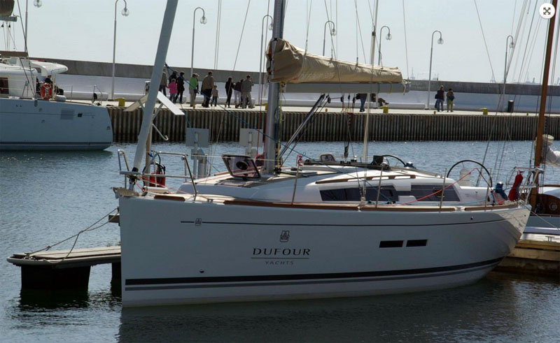 Dufour 375 12