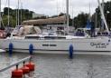 Dufour 375 Grand Large na wodzie 5